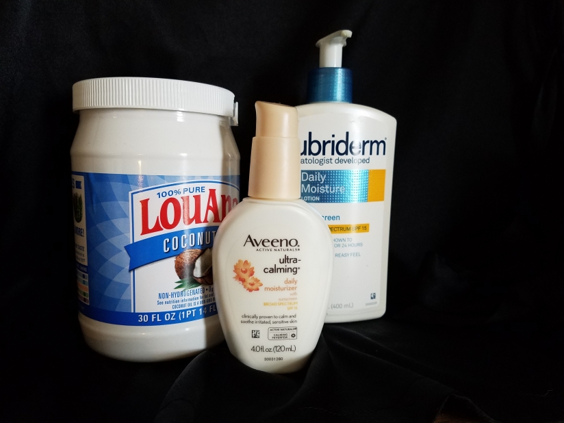My Top Favorite Skin Moisturizing Products