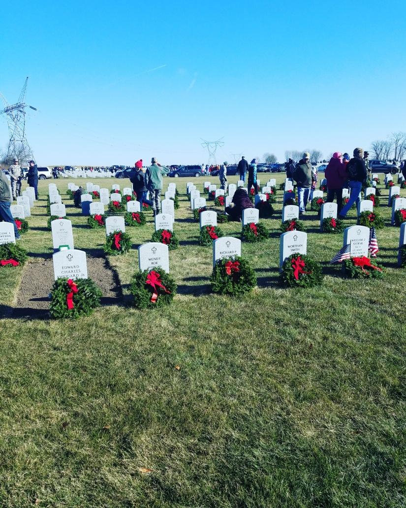 Wreaths Across America2017